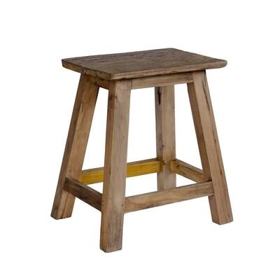 Stool 20 (reclaimed wood)