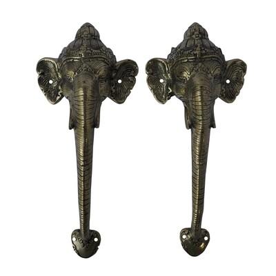 Elephant Door Handle