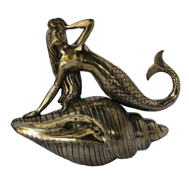 Mermaid on the Shellphone 1