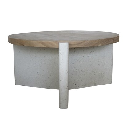 Suar and Terrazzo Coffee Table 2