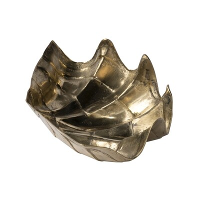 Brass Shell Bowl (Large)
