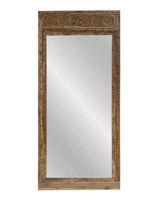 Teak Mirror 7 (200cm)
