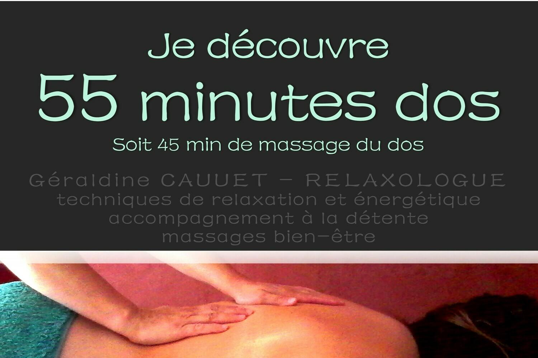 Séance 55 minutes découverte et dos