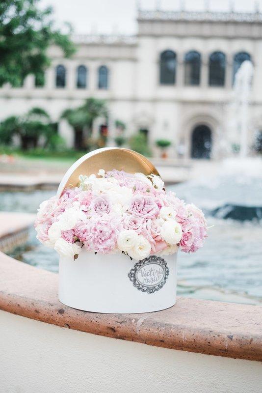 Victoria Crown Jewel Box