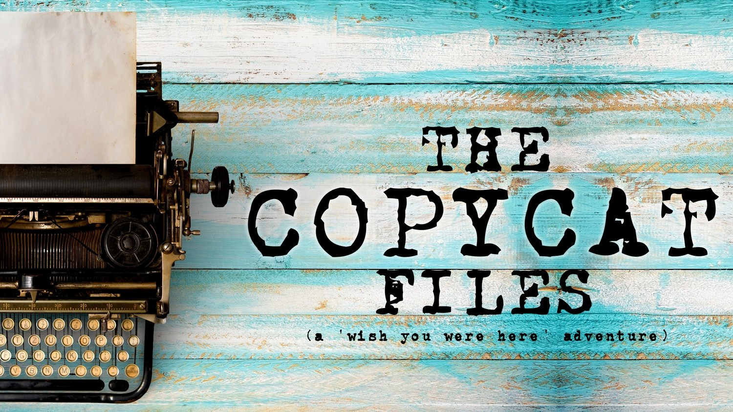 The Copycat Files (Series 1)