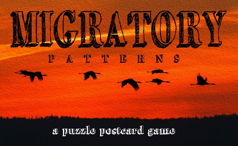 Migratory Patterns (Series 2)
