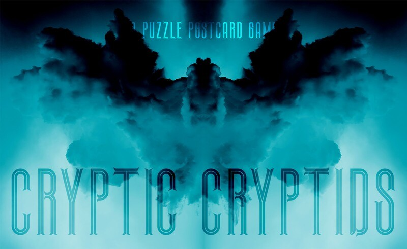 Cryptic Cryptids (Series 2)