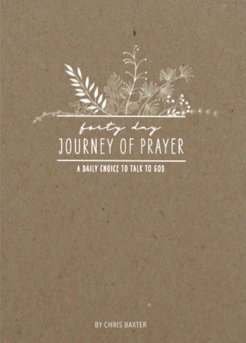 40 Day Journey of Prayer 00001