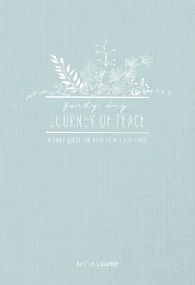 40 Day Journey of Peace