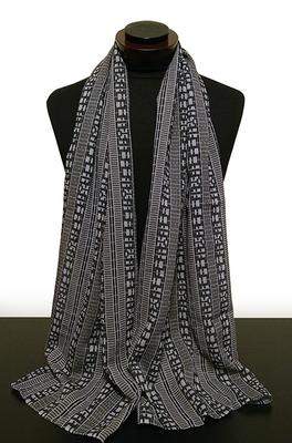 Dark Light scarf