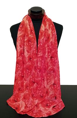 Poppylinda scarf