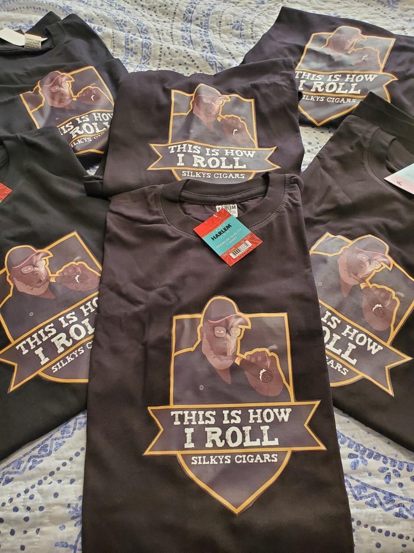 Silky's Cigars T-shirt