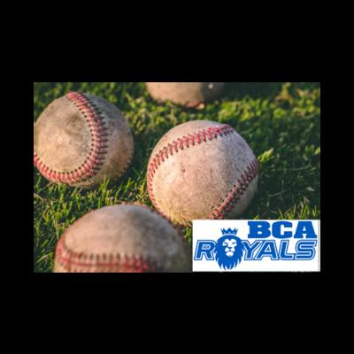BCA Royal Baseball Sports Campers