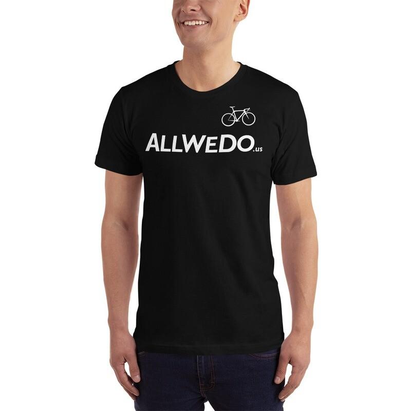 AllWeDo Logo T-Shirt // Made In USA