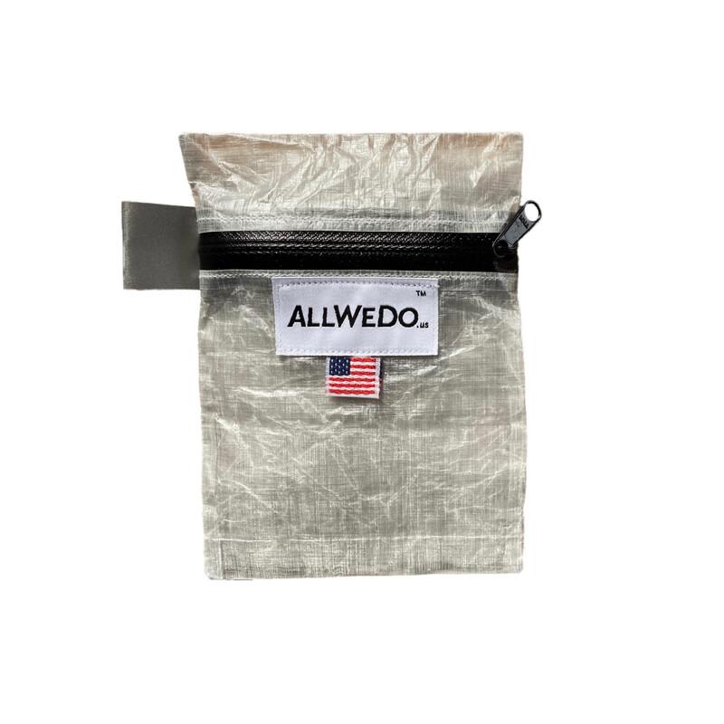 Crinkle Bag™ // White // 7.25g