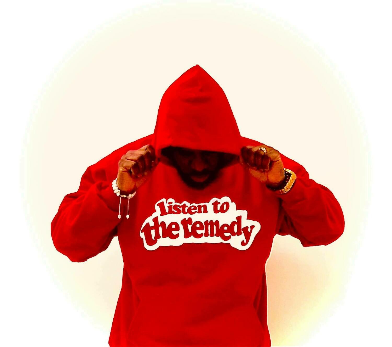 The Love Version hoodie