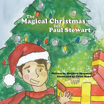 PAPERBACK: The Magical Christmas for Paul Stewart