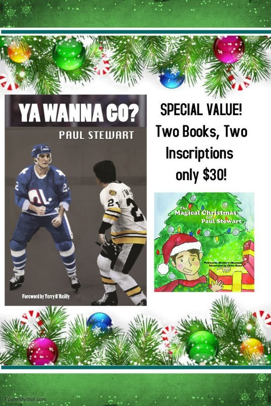 PAPERBACK Christmas Bundle! A Little Bit of Stewy for the Whole Family!