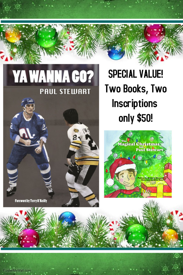 HARDCOVER Christmas Bundle! A Little Bit of Stewy for the Whole Family!