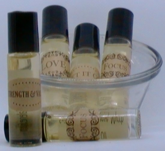 Triple Cord Anointing Oil