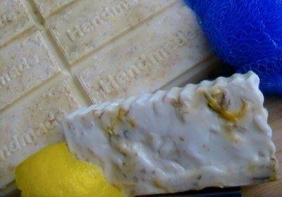 Lemon Cream Soap Bar (4 oz)