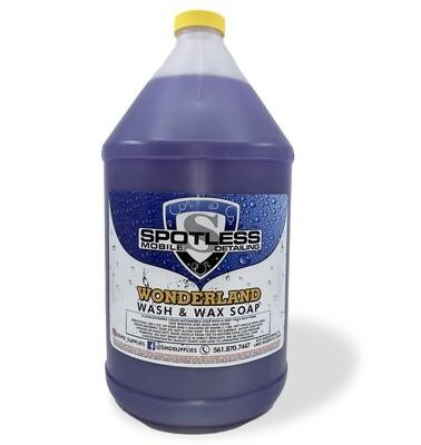 Wonderland Wash & Soap ( 1 Gal )
