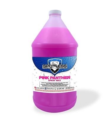 Pink Panther Spray Wax  ( 1Gal )