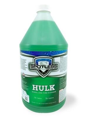 HULK Wheel & Tire Cleaner ( 1 Gal )