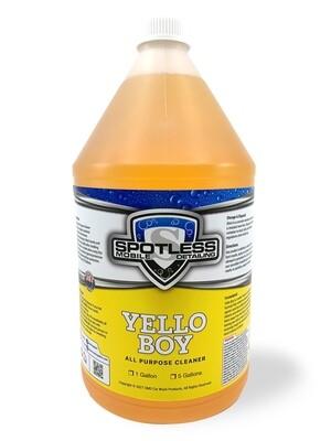 Yello Boy All Purpose Cleaner  ( 1 Gal )