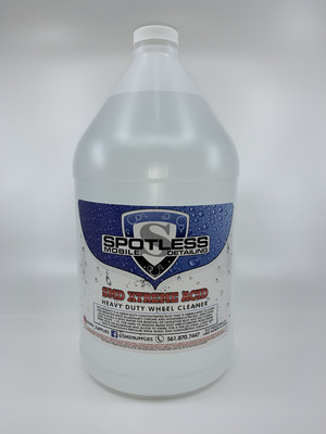 SMD Extreme Acid Heavy Duty Wheel Cleaner (1 gal)