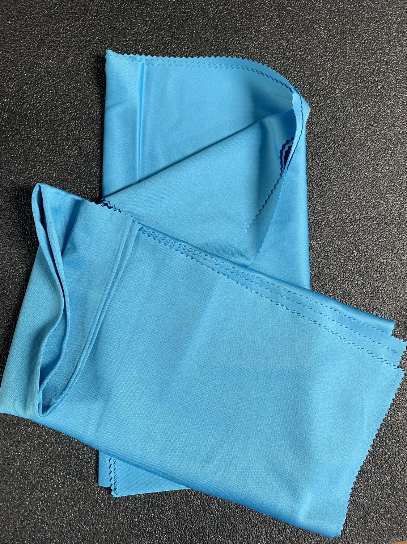 Satin Window Towels