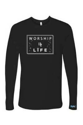 The Well - Unisex - Worship is Life - Long Sleeve