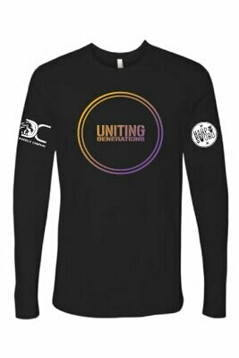 The Well - Unisex - Uniting Generations - Long Sleeve