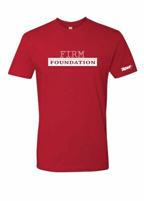 The Well - Adult - Unisex - Firm Foundation - T-Shirt