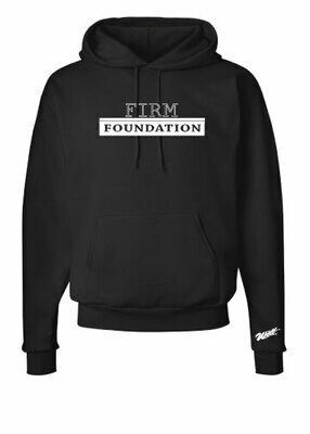 The Well - Unisex - Firm Foundation - Hanes Hoodie