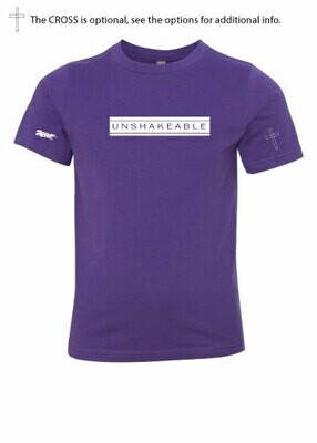 Unshakeable - The Well - Youth - T-Shirt