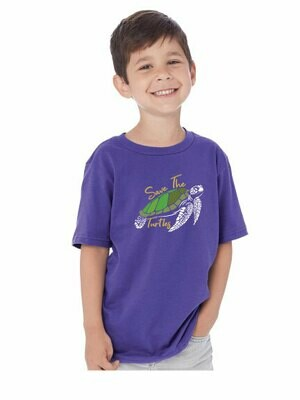 Save the Turtles - Youth - T-Shirt