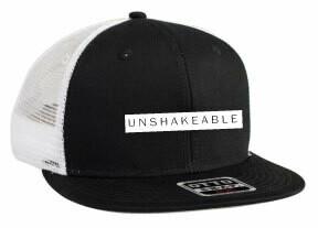 The Well - Unisex - Unshakeable - Meshback Trucker Hat