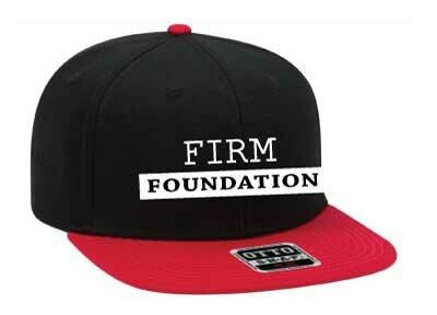 The Well - Unisex - Firm Foundation - Snapback Hat
