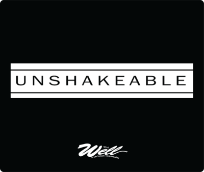 The Well - Unshakeable - Mouse Pad