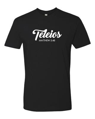 Teleios Script - The Well - Adult - Unisex - T-Shirt