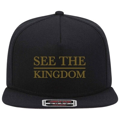 See The Kingdom - The Well - Unisex - Snapback Hat