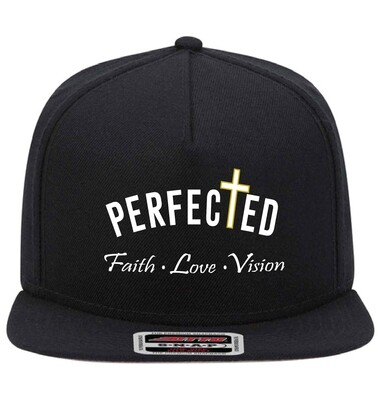 Perfected Cross - The Well - Unisex - Snapback Hat