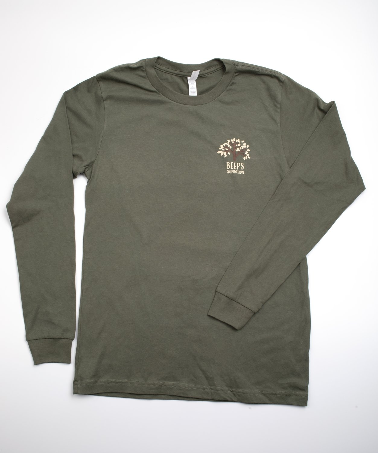 Long Sleeve Military Green