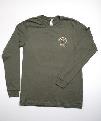Long Sleeve Military Green