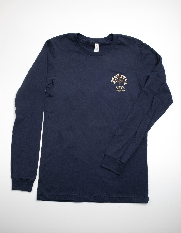 Long Sleeve Navy