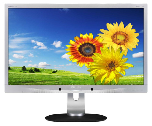 Philips 241P4Q 24 inch LCD Monitor LED Backlight
