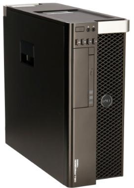 Dell Precision T3600 Workstation - Xeon Quad Core E5-1603