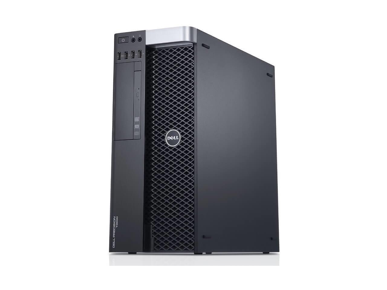 Dell Precision T3600 Workstation Xeon 6 Core 3.2GHz