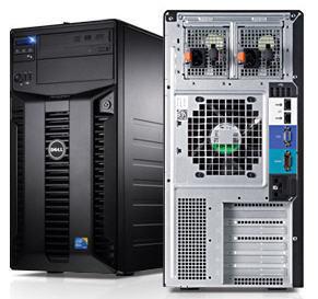 Dell PowerEdge T310 2.4GHz Xeon Quad Core Server